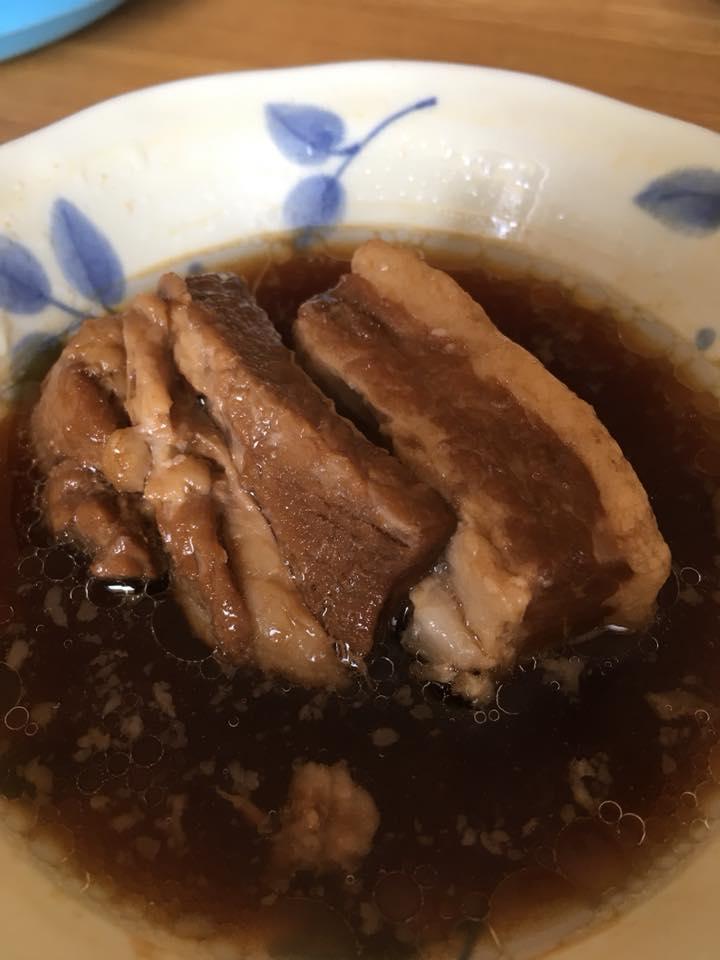 ホットクック:豚の角煮が失敗知らずで本当に美味しい。お店で出せるレベルです