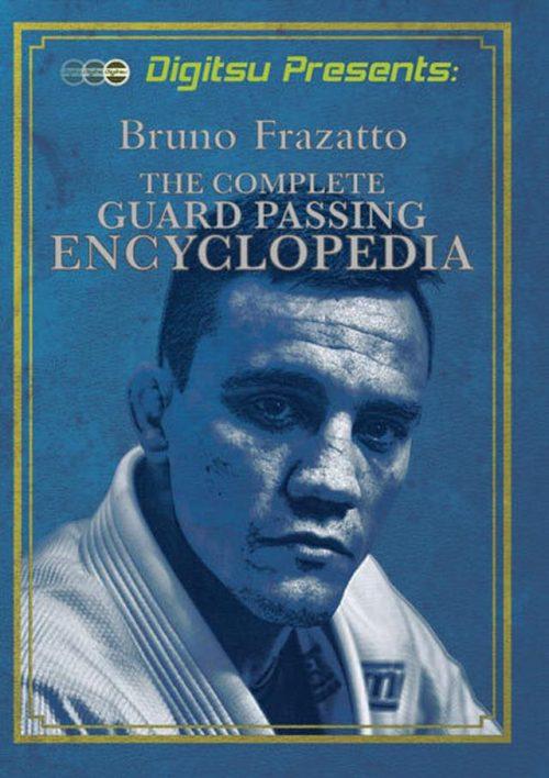 【素人目線】ブルーノ・フラザト 完璧なパスガードの百科事典 DVD2枚組【レビュー】