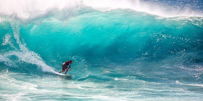 サーフィンから学んだ人生哲学あれこれ