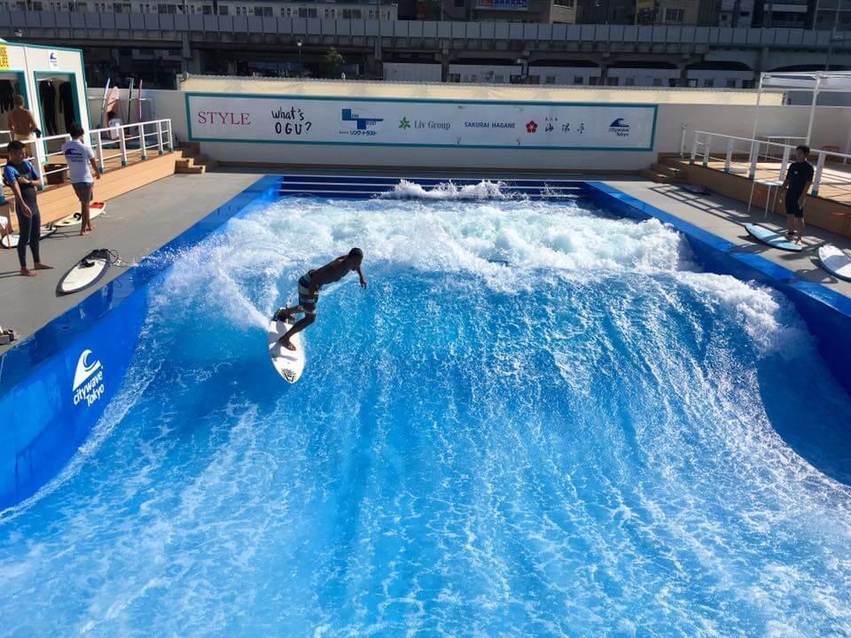 【初心者もOK】スポル品川大井町レビュー。自前のサーフボードは超注意!
