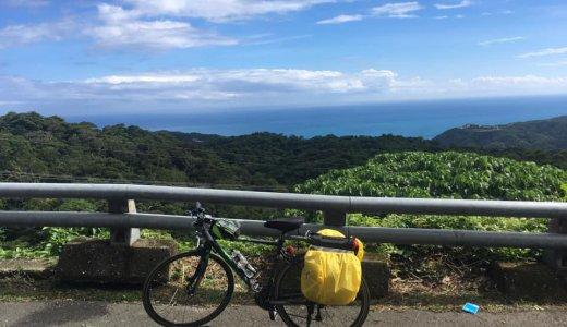 台湾自転車一周旅行 Day6  墾丁(佳楽水)~太麻里~台東