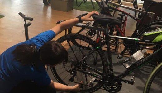 台湾自転車一周旅行 Day4  高雄ステイ 自転車メンテナンス