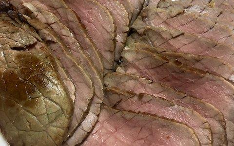 フライパンだけで簡単に低温調理のローストビーフを作る方法をザーッと紹介します【失敗なし】