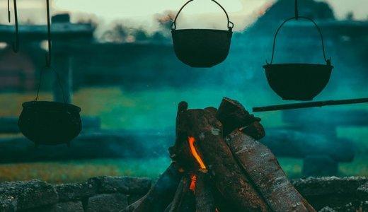 焚き火には、焚き火フォークがあると100倍楽しいから絶対買ったほうがいい