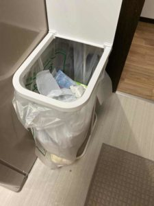 ゴミ箱ルーチェのゴミ