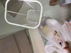 ゴミ箱ルーチェの捨て方