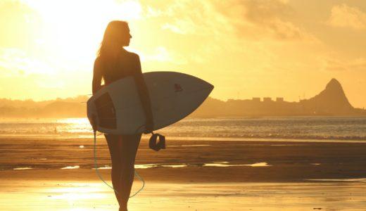 サーフィンが好きな理由をブログで紹介したい【人生観が変わった】