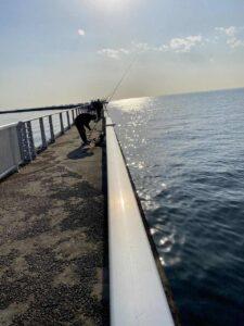 検見川浜突堤
