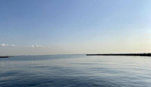 毎月新しいことにチャレンジする:検見川浜突堤で海釣り【サビキ】